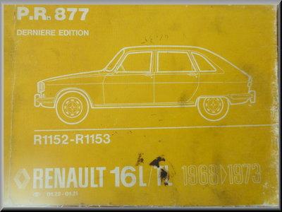 P.R. 877 laatste editie R16 L-TL.