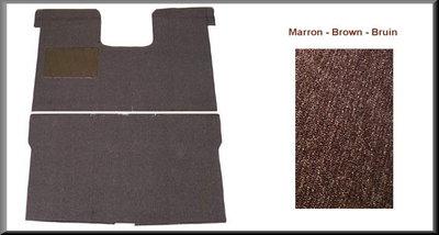 mattenset bruin boucl voor renault 16 renault16 shop. Black Bedroom Furniture Sets. Home Design Ideas