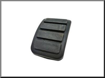 pedaal rubber renault 16 onderdeelnummer 0606090800 7700517675 renault16 shop. Black Bedroom Furniture Sets. Home Design Ideas