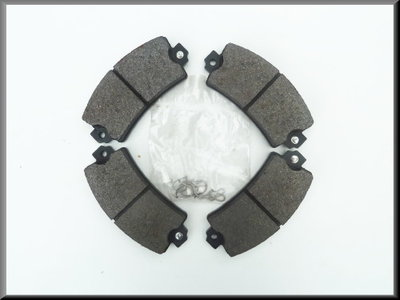 remblokken bendix voor alle types behalve renault 16 1150 renault16 shop. Black Bedroom Furniture Sets. Home Design Ideas