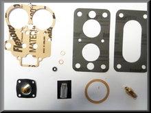Carburateur reparatieset R16 TS -TX(68-71).