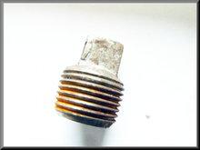 Aftapplug versnellingsbak (gebruikt).