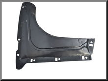 Right-lower-engine-bay-protection-panel-(used)