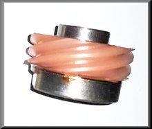 Wormwiel (4 bak), gebruikt.