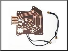 Printplaat instrumentenpaneel links R16 TX.