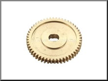 Gear wheel (pinion) for the window lifter.