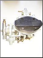 Carburateur Weber 32 dar7t (370398) (2402) R16 TS-TX.