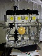 Motorblok R16 TS 1565 cc.